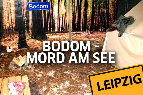 Escape Room Leipzig – Bodom – Mord am See